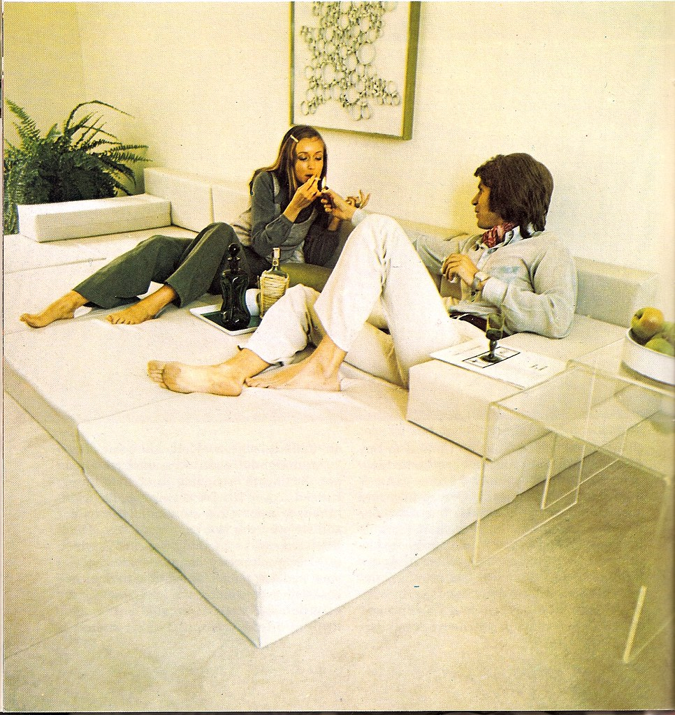 ultramodern: How to Decorate Without Going Broke (Woman Alive, 1974)