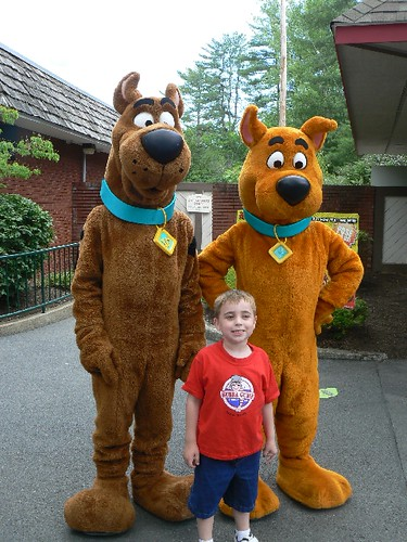 Scooby and Scrappy