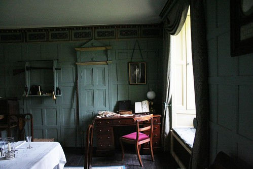 Darwin's Room, Christ's College, Cambridge