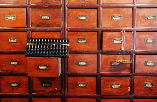 medicine cabinet: