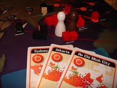 Card trade in far east