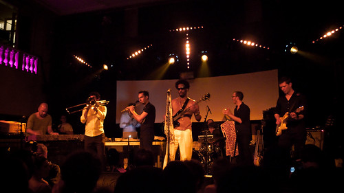 Jazzanova Live! feat. Paul Randolph