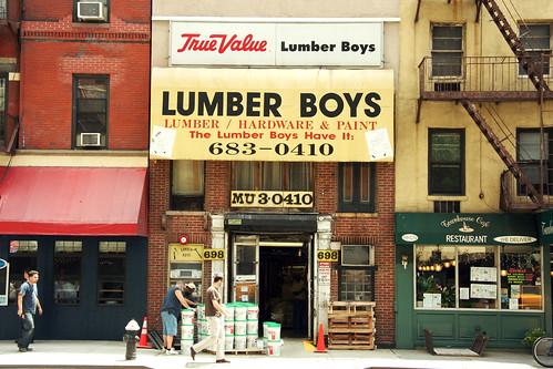 Lumber Boys 01