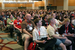 San Diego Comic Con Avatar Panel Audience