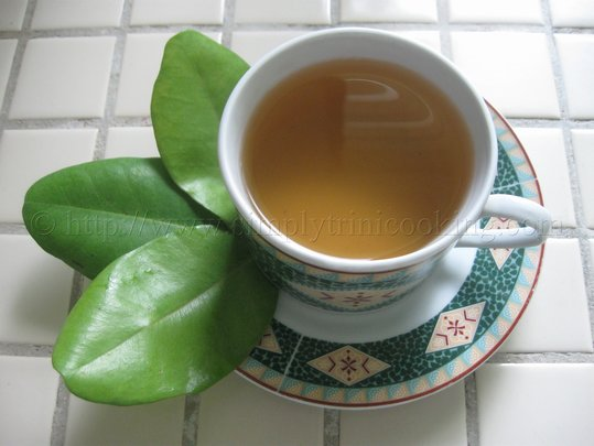 Bay Leaf Tea