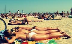 better perspective (anka.anka28) Tags: girls people beach girl sand poland polska ludzie gdynia plaa kobieta pomorze piach dziweczyna