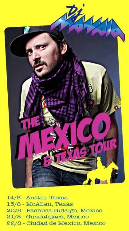 the mexico tour
