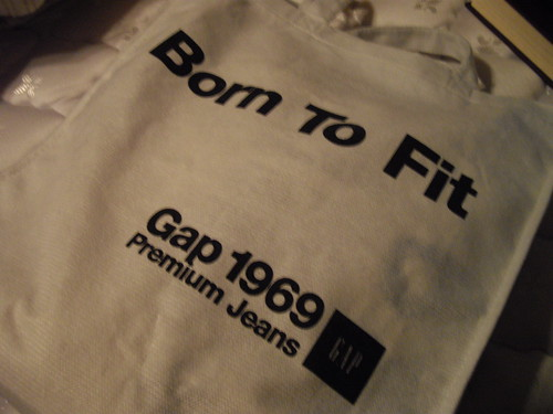 born to fit