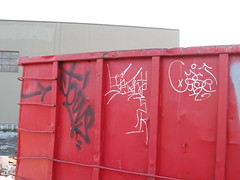 Joins, Lipid, Case (Six Month Vacation) Tags: oregon portland graffiti case joins lipid upsk