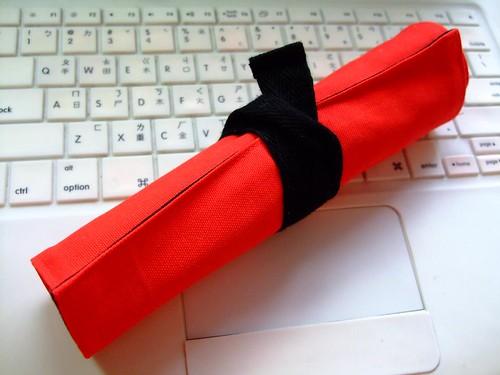 Roll Pencil Case