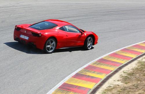NEWS // Ferrari 458 in the flesh