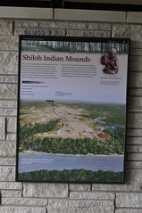 Shiloh Indian Mounds (King Kong 911) Tags: park cemetery waterfall site tears tn dancing native feathers trail national tribes americans indians battlefield prehistoric shiloh markers artifacts largest sites surviving plaques confederatesoldiers shilohindianmounds unionsoldiersmanydied