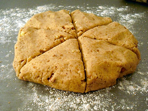 Almond Scone Dough