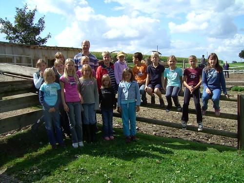 2009-09-06 | Ferienprogramm 2009: Besuch auf dem Ponyhof
