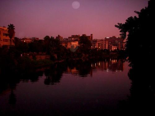 Nile cornice - Garden city, Cairo Egypt