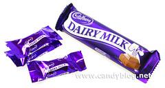 American & British Cadbury Dairy Milk
