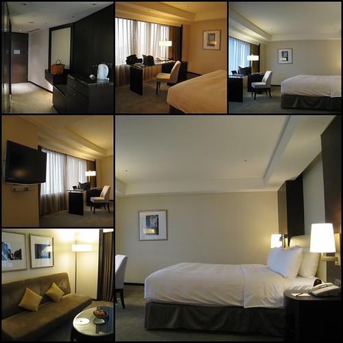 shagrila Tainan Deluxe room