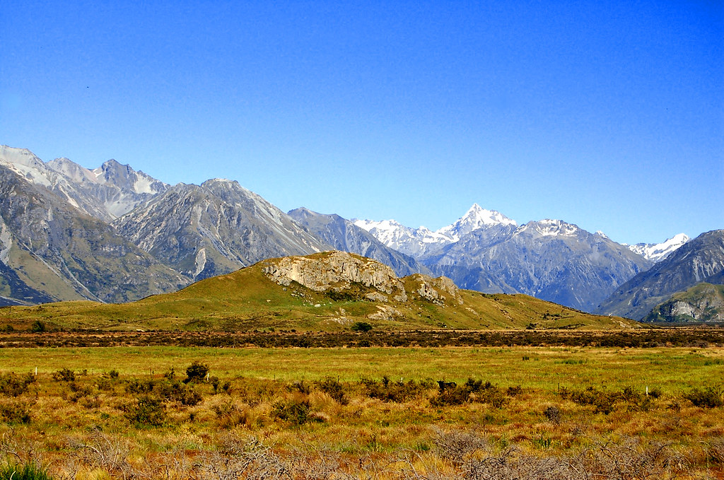 Remember Edoras in Lord of the Rings?