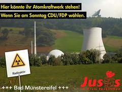 Eins ist sicher - Deutsche Atomkraft