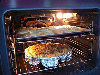 tarte au sucre et quiche aux girolles.jpg