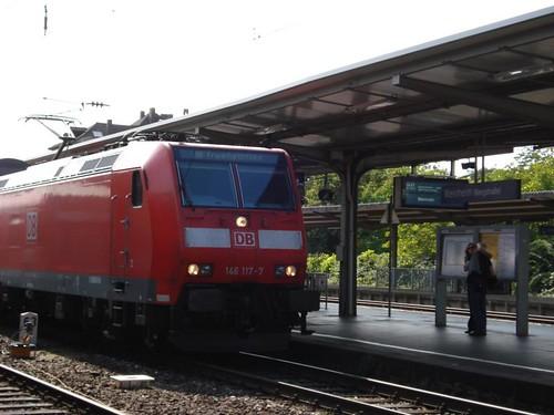 Estacion de weinheim