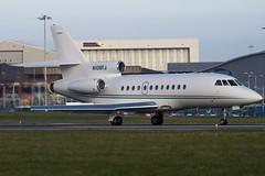 N108FJ - 108 - Private - Dassault Falcon 900B - Luton - 090401 - Steven Gray - IMG_2768