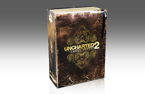 UNCHARTED 2 Fortune Hunter Edition