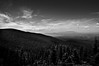 it's just her window ledge (jp33.me) Tags: trees blackandwhite sun mountain savebeautifulearth
