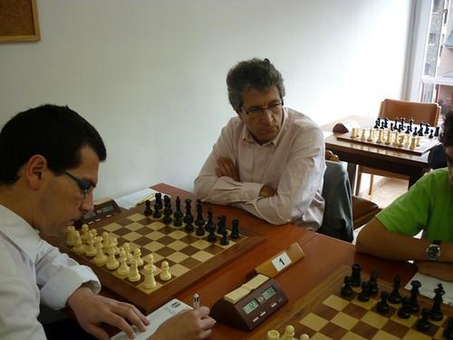 Antonio Ferreira vs Raül Garcia