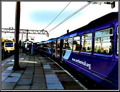 142_150_2_photoshooped (The_Jon_M) Tags: station train manchester october photoshopped donkey rail trains 150 09 emu 2009 142 pacer noddingdonkey 323 sprinter dmu northernrail ardwick class323 class150 ardwickstation