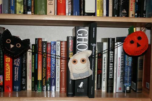 Books, ghosts