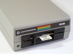 Commodore 1541 Floppy Disk Drive (moparx) Tags: commodore 1541 floppydiskdrive