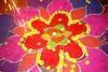 Diwali_Upasana_kolam+++225 (Manohar_Auroville) Tags: festival fireworks diwali luigi bharat auroville kolam deepavali fedele nivas manohar upasana