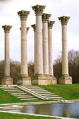 National Arboretum_Capitol Corinthian Columns (catface3) Tags: washingtondc sandstone columns corinthian nationalarboretum charlesbullfinch eastcapitol