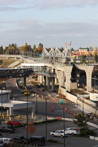 SeaTac/Airport Station Almost Complete, by Atomic Taco
