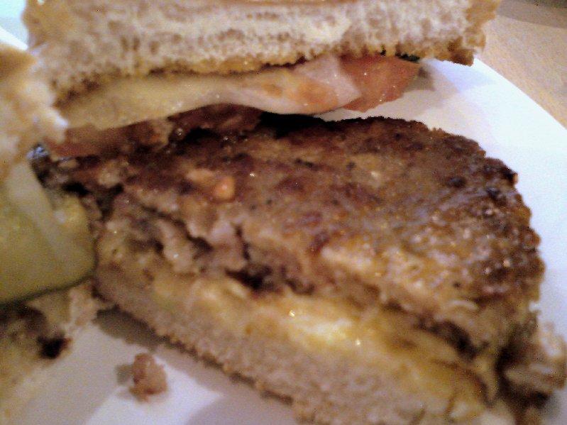Cristang pork burger4