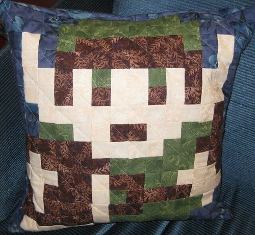 Zelda Link quilted pillow case