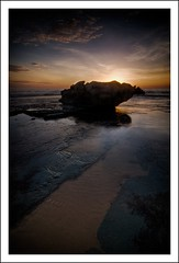 Forresters 2 (Colin_Bates) Tags: seascape beach coast rocks central tokina 1224mm forresters