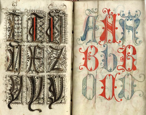 017-The Scribal Pattern Book of Gregorius Bock-1510-1517