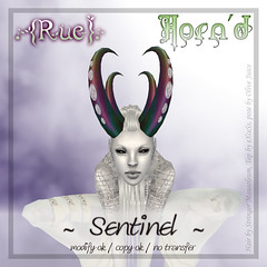 {Rue} AD Horn'd Style Sentinel
