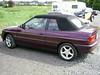 03 Ford Escort Cabrio ´91-´96 Verdeck abs 04