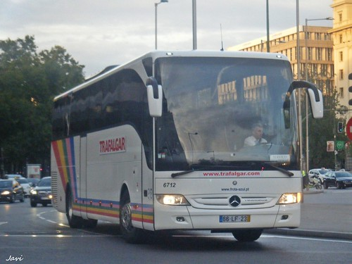 Mercedes Tourismo 6712 de Frota Azul