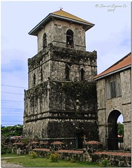 Immaculada Concepcion Church in Baclayon, Bohol - Belfry (JoLiz) Tags: tower church interestingness tour treasure bell antique philippines concepcion historic explore belfry national bohol restored preserved pk jesuit baclayon augustinian top500 recollect explored immaculada pinoykodakero joliz garbongbisaya