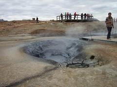 Hot springs in Iceland (Eileen Sandá) Tags: island iceland ísland island2008