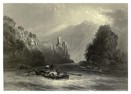 014-El  Strudel-cerca de Grein 1844