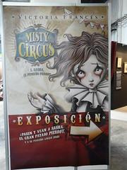 """Exposición """"Misty Circus"""""""