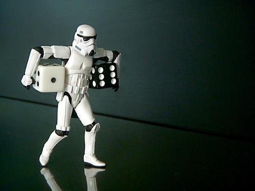 Die, Stormtrooper, Die