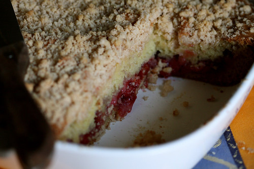 Strawberry-Sour Cream Coffee Cake Recipes — Dishmaps