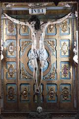 INRI (Darkmelion) Tags: santiago catedral escultura galicia d90 espaa corua