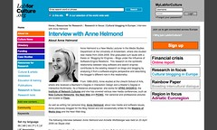 Interview with Anne Helmond_1244846936080